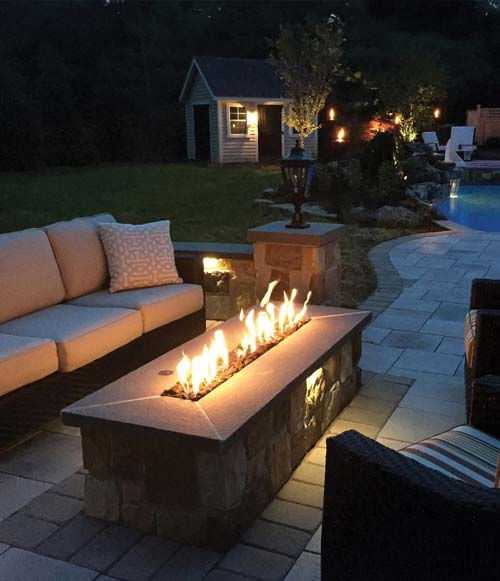 Fire Feature Design